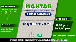 Maktab Program